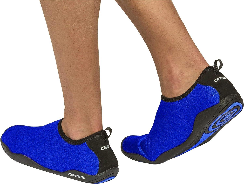 Cressi Black Aqua Socks Lombok Unisex Schuhe F/ür Das Meer