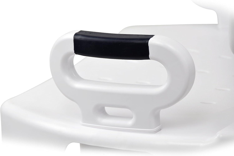 Amazon.com: Silla de ducha Drive Medical de serie Premium ...