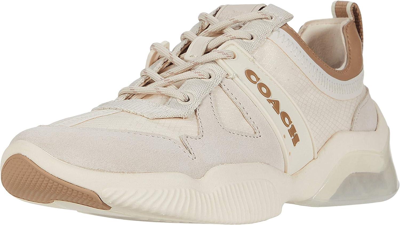 Coach Citysole Sue Runner Mujer Zapatillas Natural: Amazon.es: Zapatos y complementos