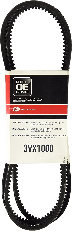Gates 3VX1000 Super HC V-Belt