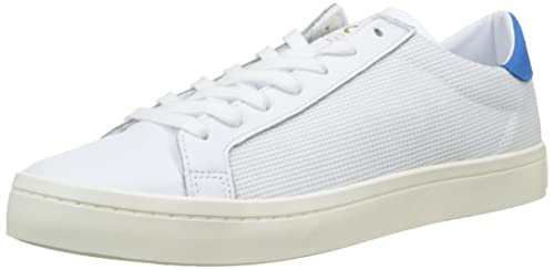 timeless design 98b57 fb921 adidas Courtvantage, Scarpe da Ginnastica Basse Uomo, Bianco (Footwear  WhiteFootwear White