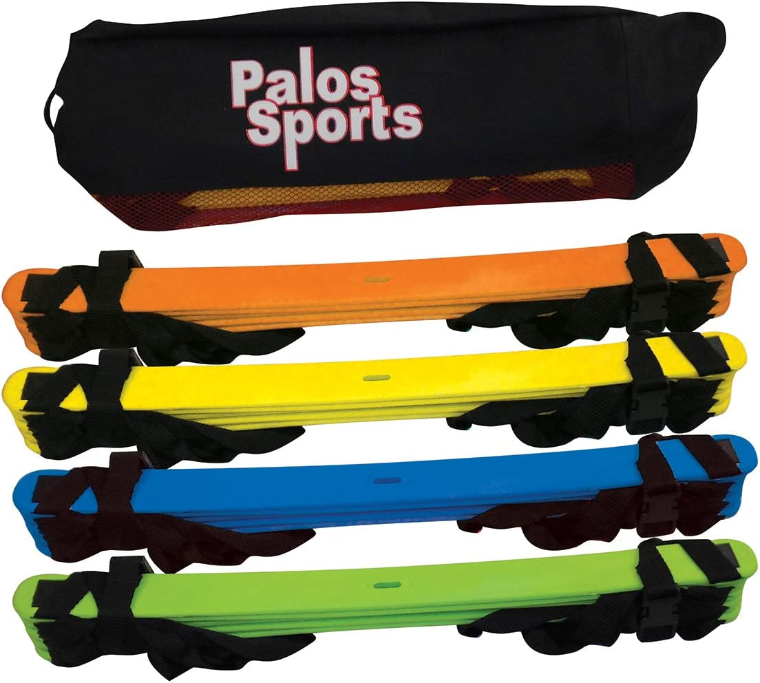 Sports Health Agility Ladder 4 Color Set