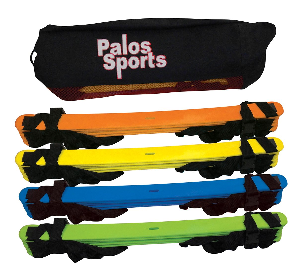 Sports Health Agility Ladder 4 Color Set by Palos Sports