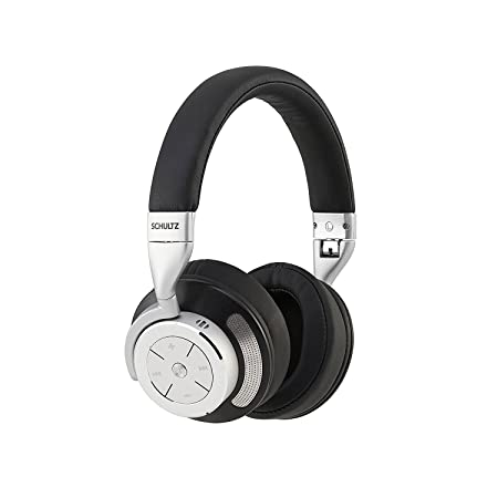 Schultz Q-Tech Bluetooth Headphones