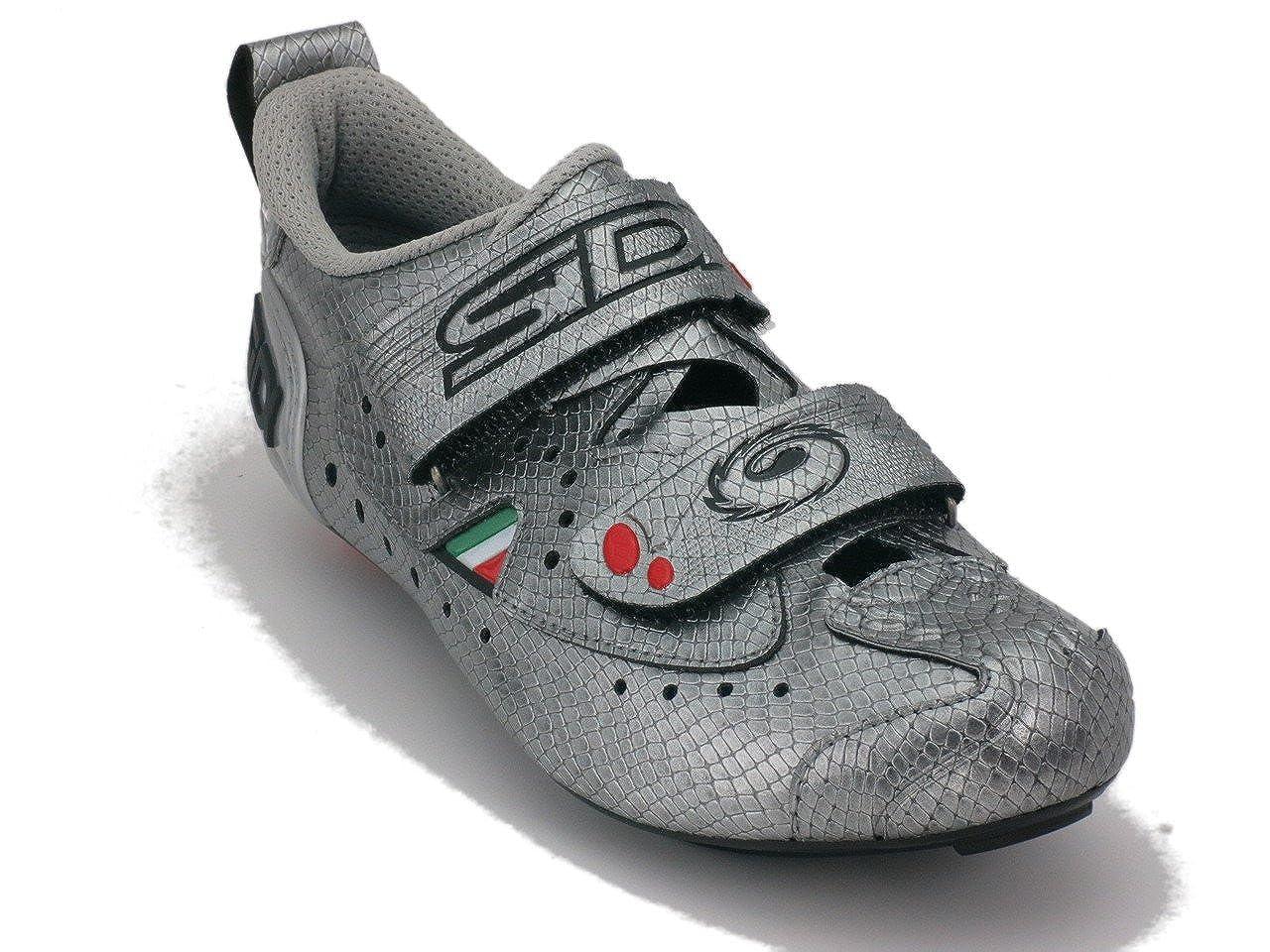 Sidi T2 Carbon Womens Triathlon Road Bike Shoes