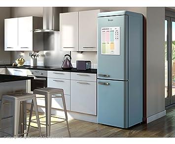 Kühlschrank Wochenplaner : A kühlschrank whiteboard magnettafel u große küche whiteboard