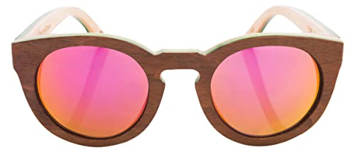 WOODYS Flip 0,11 - gafas, unisex, color marrón, talla 49-26-140