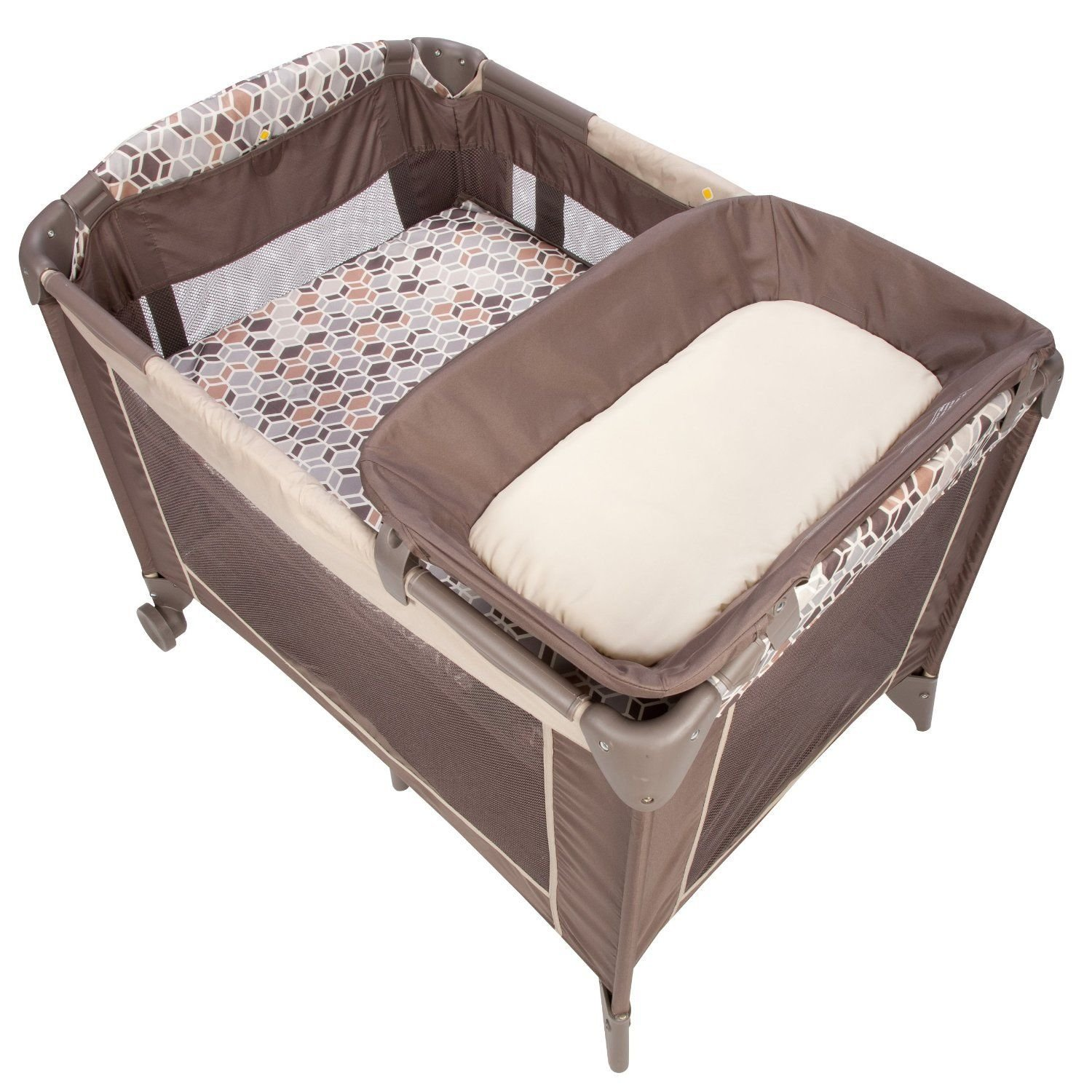 Amazon Pack N Play Playard Playpen Bassinet Baby Crib Diaper