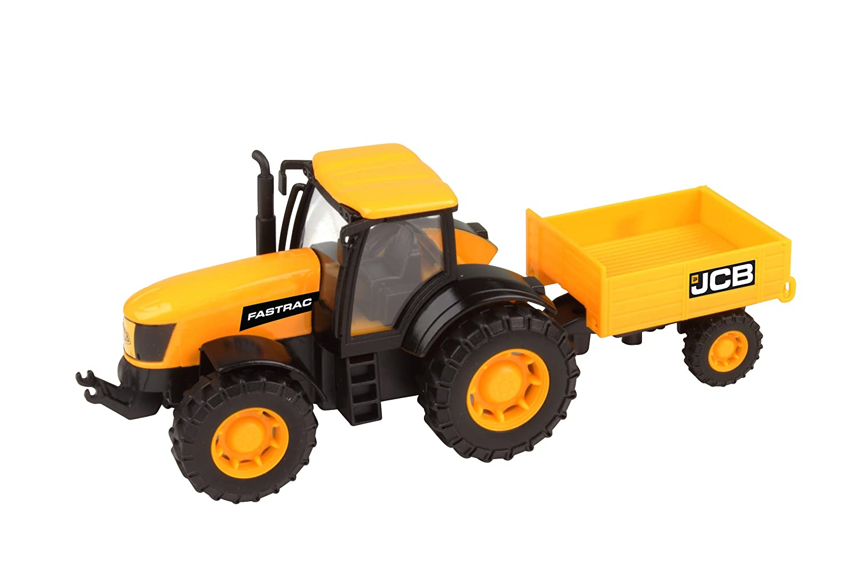 jcb constructions series tractor dumptruck digger and loader
