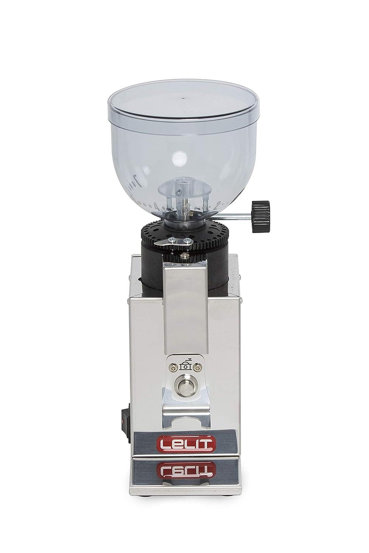 Lelit PL043MMI 150W Acero inoxidable - Molinillo de café (150 W, 2 ...