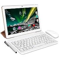 Tablet 10 Pulgadas 8 Core - TOSCIDO Android 10.0 Certificado por Google GMS 4G LTE Tablets,4GB de RAM y 64 GB,Dobles SIM…
