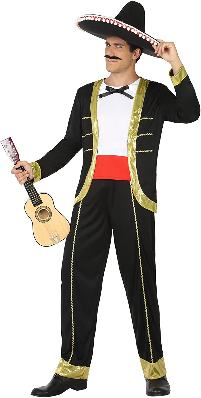 Atosa- Disfraz hombre mariachi, XL (15409): Amazon.es: Juguetes y ...