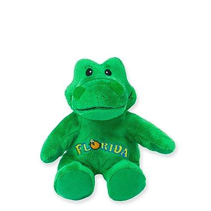 Amazon.com: Souvies Florida Plush Alligator by RGU: Toys & Games
