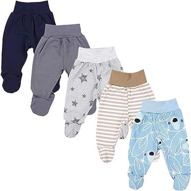 Baby Schlupfhose 50 56 62 68 Blau Babyhose Superbaby Hose 100/% Baumwolle