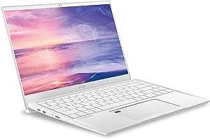 """MSI Prestige 14 A10SC-230 14"""" UHD 4k Ultra Thin and Light Professional Laptop Intel Core i7-10510U GTX1650 MAX-Q 16GB DDR4 512GB NVMe SSD Win10Pro TB3, White"""