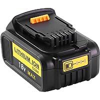 Hochstern Batería de repuesto XR 5.0Ah para DeWalt