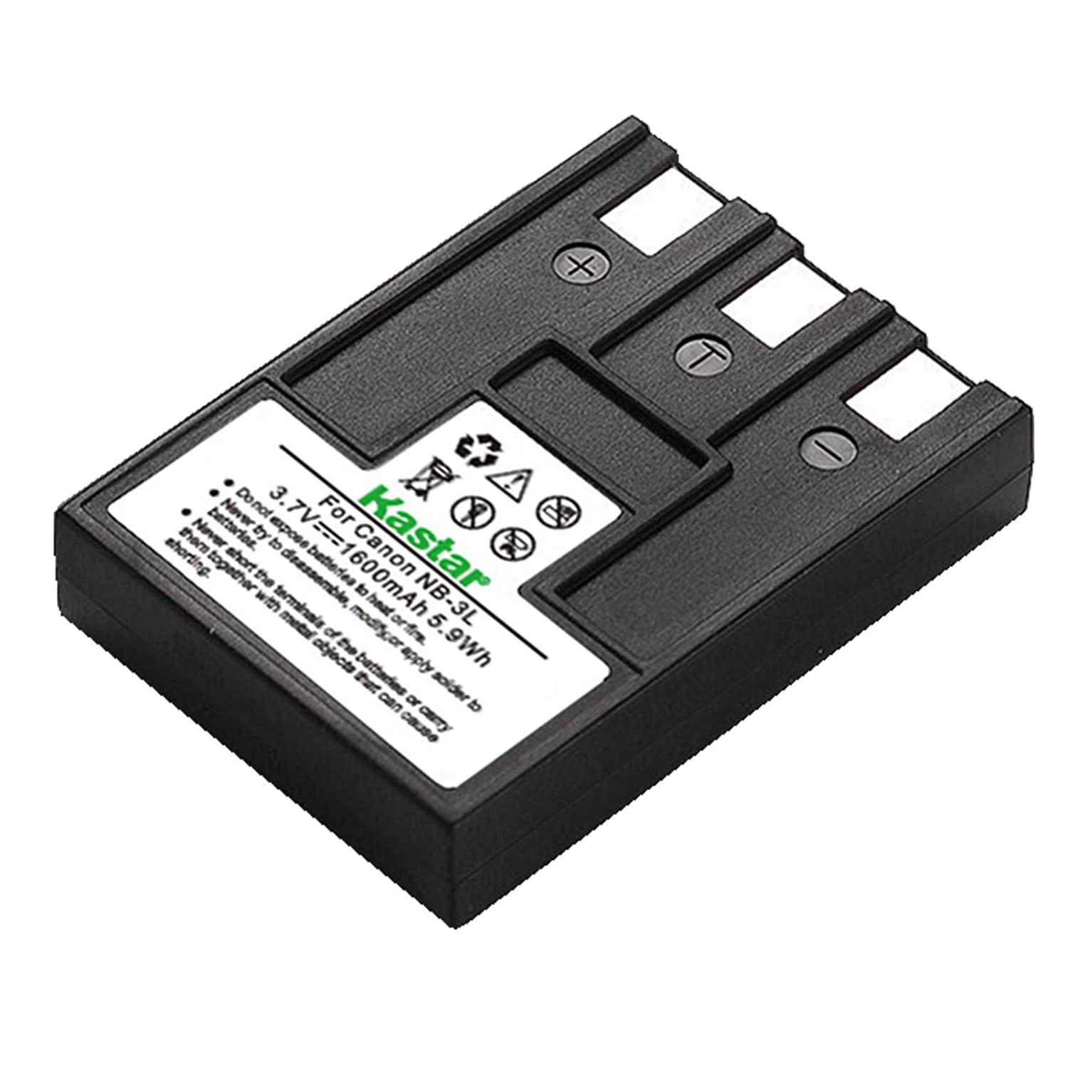 Buy Canon Powershot Sd550 Digital Camera Battery 800 Mah Replacement For Canon Nb 3l Battery Online At Low Price In India Kastar Camera Reviews Ratings Amazon In