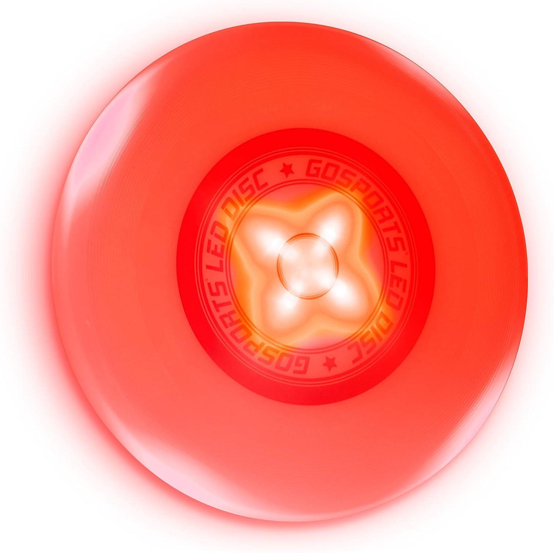GoSports Ultimate Light Up Flying Disc
