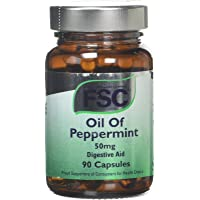 FSC 50mg Oil of Peppermint - Pack of 90 Capsules