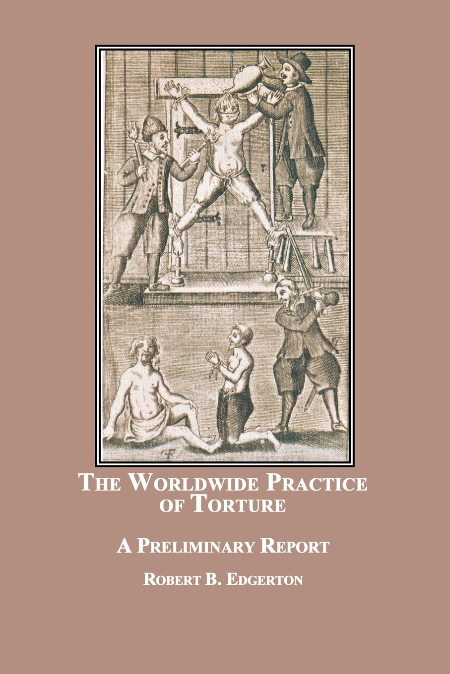 Read Online The Worldwide Practice of Torture: A Preliminary Report ebook