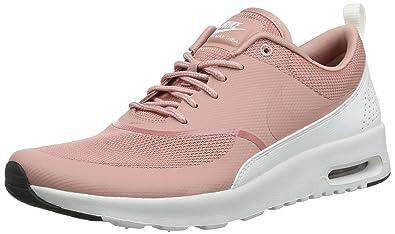 competitive price f30b8 d0db0 Nike Damen Sneaker Air Max Thea Laufschuhe Mehrfarbig Rust PinkSummit  WhiteBlack 614