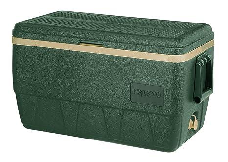 IGLOO Sportsman Beverage Cooler 52 Quart (Hunter Green): Amazon.es ...