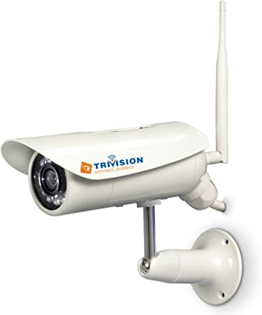 Amazon.com : TriVision NC-336PW HD 1080P Wireless Outdoor Home Security Camera System : Bullet Cameras : Camera & Photo