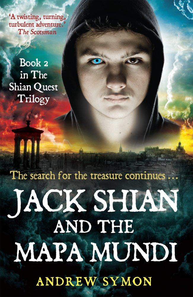 Read Online Jack Shian and the Mapa Mundi: The Shian Quest Trilogy Book 2 ebook