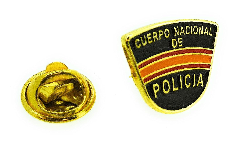 Pin de Solapa Cuerpo Nacional de Policía: Amazon.es: Hogar