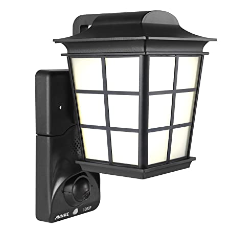 Annke outdoor security lights 1080p starlight night vision motion annke outdoor security lights 1080p starlight night vision motion activated hd security camera two aloadofball Image collections