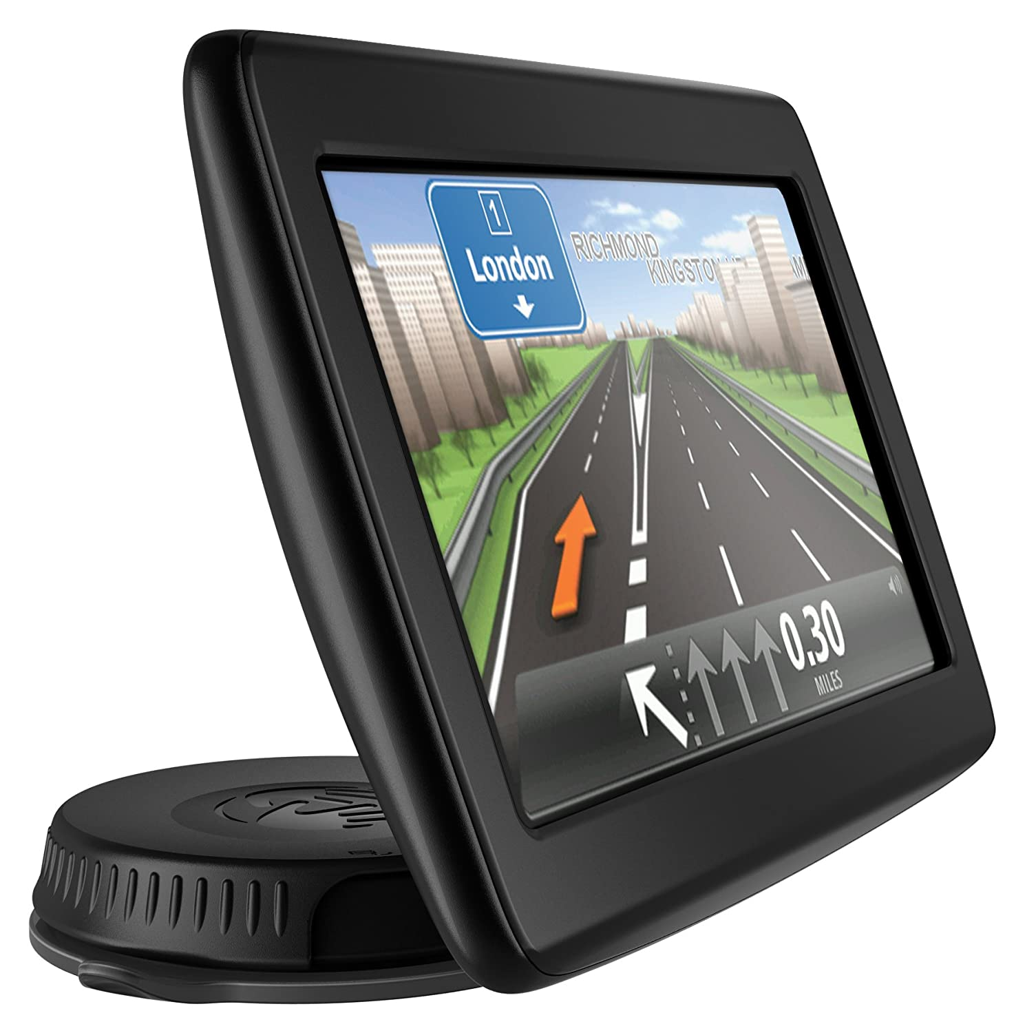 Tomtom Via M  Screen With Lifetime Maps Amazonca Cell - Tomtom gps usa map download free