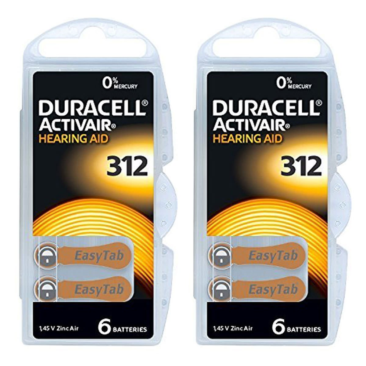 image regarding Duracell Coupons Printable referred to as Duracell Listening to Assistance Batteries Measurement 312 pack 60 batteries