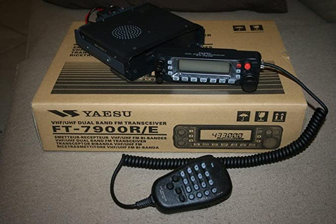 Amazon com: Yaesu Original FT-7900R Amateur Radio Dual-Band