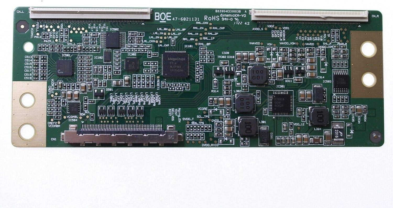 Sanyo HV430FHBN10 - Tablero T-con B03904EE0003B para Modelo FW43D47F: Amazon.es: Electrónica
