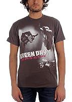 Green Day–Herren Awesome As F * * k T-Shirt in Schwarz