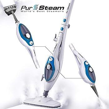 Pursteam ThermaPro 10-in-1 Steam Mop