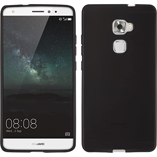 28 opinioni per PhoneNatic Custodia Huawei Mate S Cover nero trasparente Mate S in silicone +