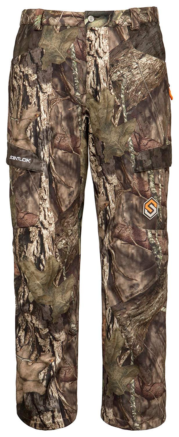 ScentLok Full Season TAKTIX Pant (Mossy Oak Break-Up Country, X-Large Tall) by ScentLok