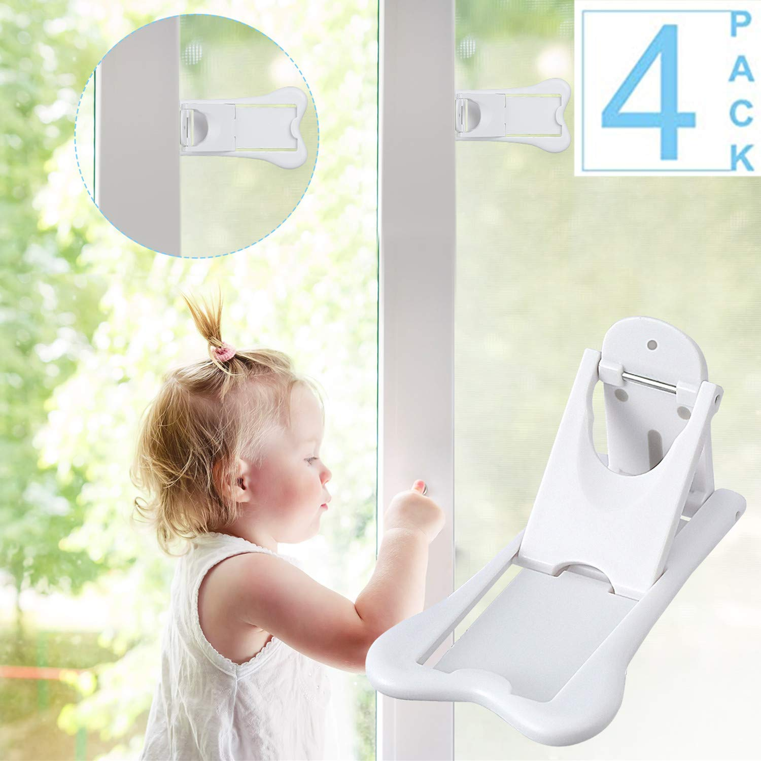 Review Top 10 Best Child Safety Locks For Doors