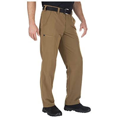 5.11 Tactical Series Men's Fast-Tac Urban Pants: Sports & Outdoors