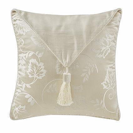 Amazon Marquis By Waterford Emilia Dec 40 X40 Decorative Mesmerizing Cynthia Rowley Decorative Pillows