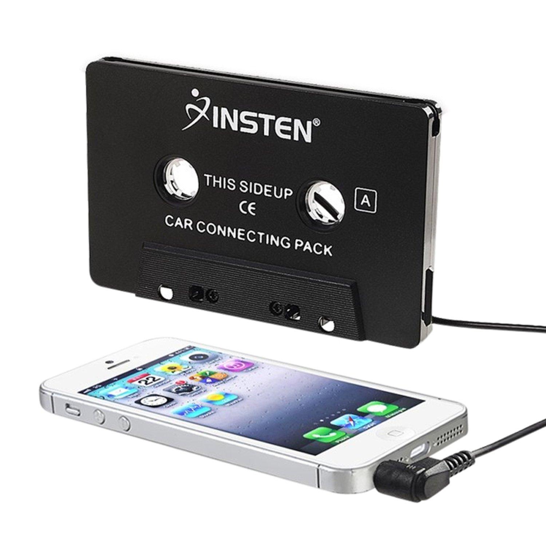 Mm Universal Car Audio Cassette Adapter For Smartphones