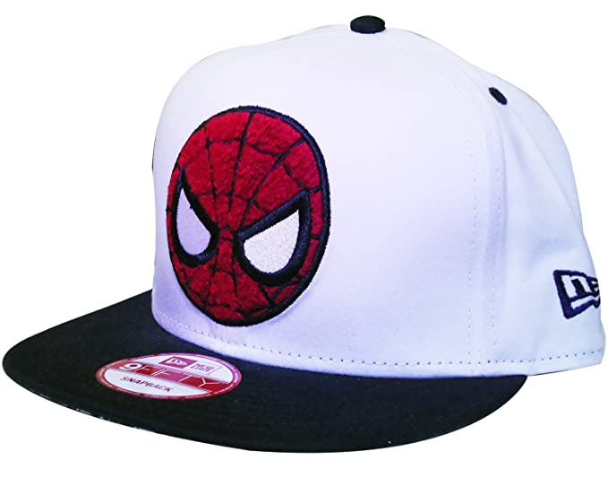 cc0d8b91ce8 New Era Men s Tokidoki x Marvel Varsity Spiderman 9Fifty Snapback ...