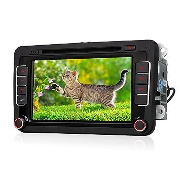 kakit pantalla Sat Nav HD táctil de navegación GPS WinCE 6.0 tarjeta de mapa SD con