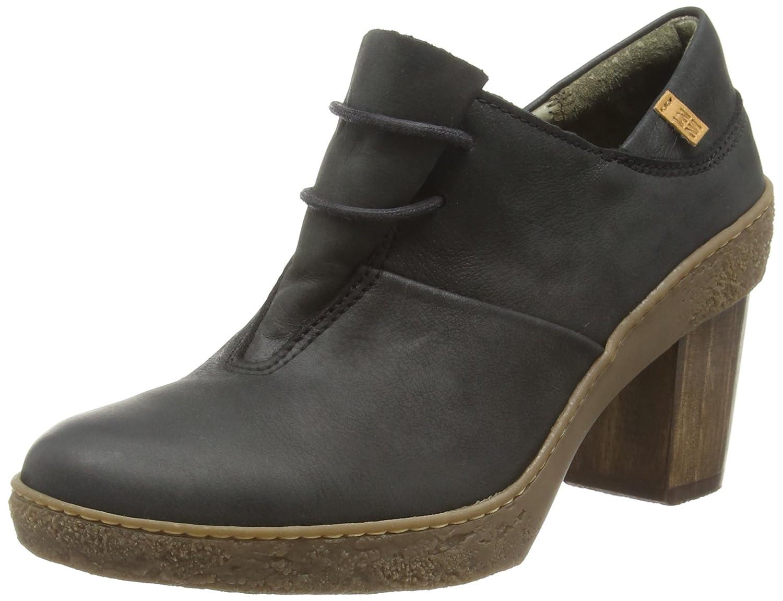 El Naturalista Nf70 Pleasant Lichen, Zapatos de Cordones Oxford para Mujer