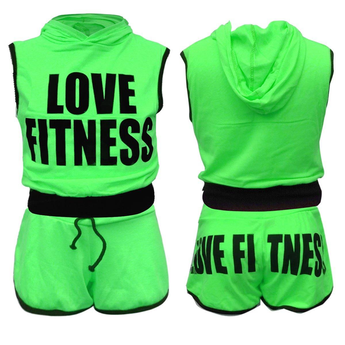 FAST TREND CLOTHING - Pantaloncini sportivi - ragazza