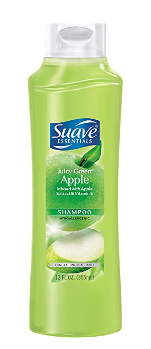 Suave Naturals Shampoo Juicy Green Apple 12 oz