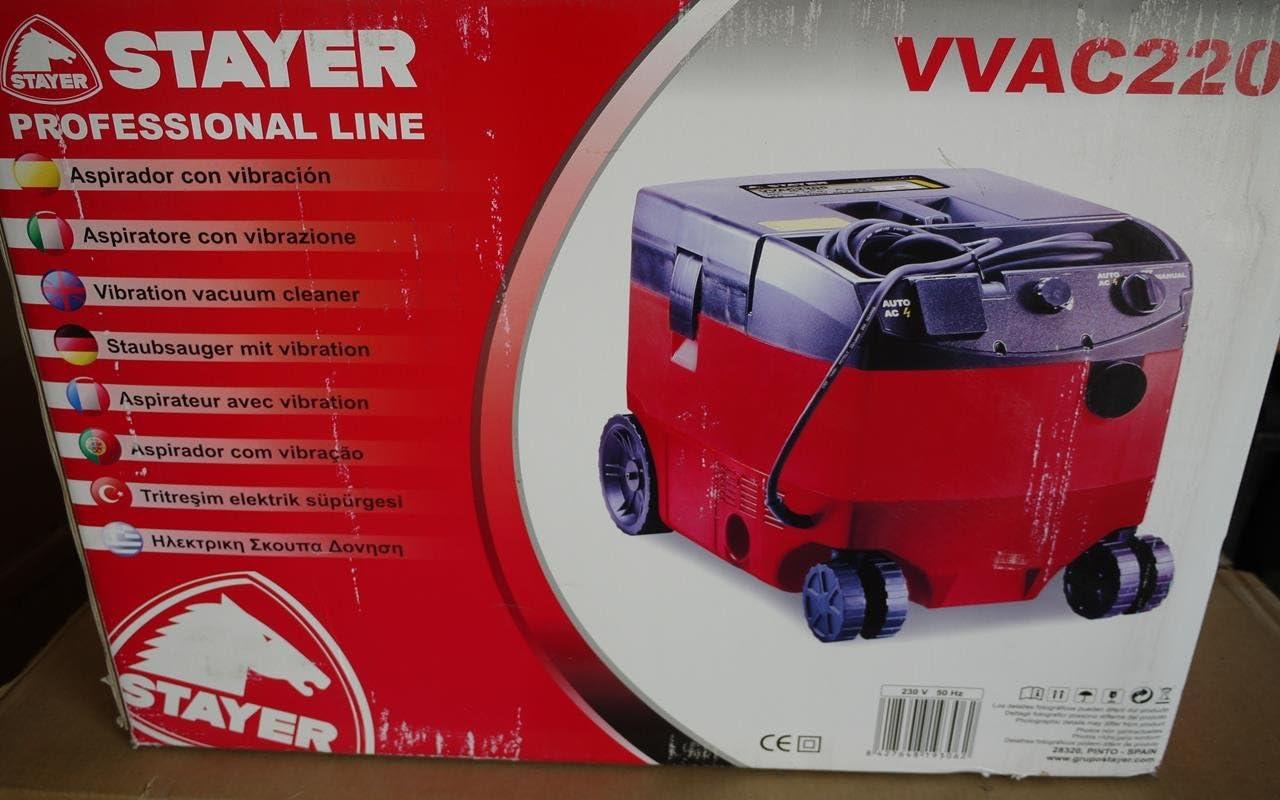 Stayer VVAC 2200 (1) - Aspirador: Amazon.es: Bricolaje y herramientas