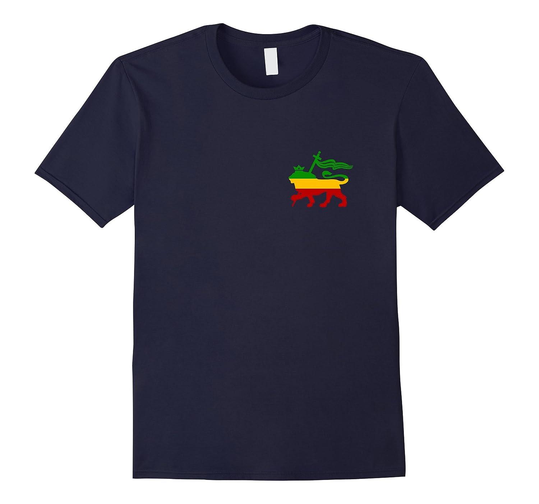 Lion Of Judah Rasta Reggae Roots Clothing Shirt Tee Artwork