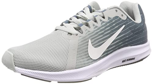 ed4cb5af825406 Nike Women s Downshifter 8   Grey Running Shoes (908994-010)  Amazon ...